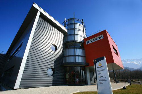 VERTIC's headquarter in France